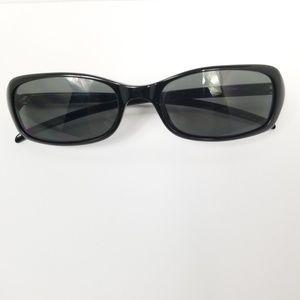 Gucci Womens GG 2486/S Black Sunglasses Shades